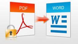 გადავიყვან PDF-ს word-ში
