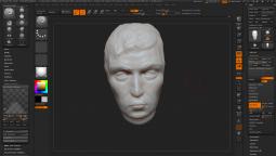 დავასკულპტინგებ პორტრეტს 3D-ში 100 ლარად