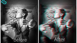 5 ფოტოსურათს გავუკეთებ ეფექტებს Photoshop-ში