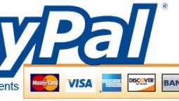 Paypal-ის ანგარიშის გახსნა/რეგისტრაცია