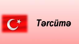 ვთარგმნი თურქულიდან ქართულად
